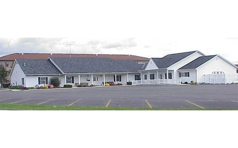 Council on Aging facility exterior