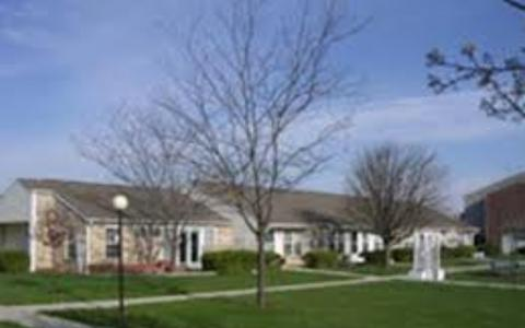 Kenton Meadows Apartments facility exterior